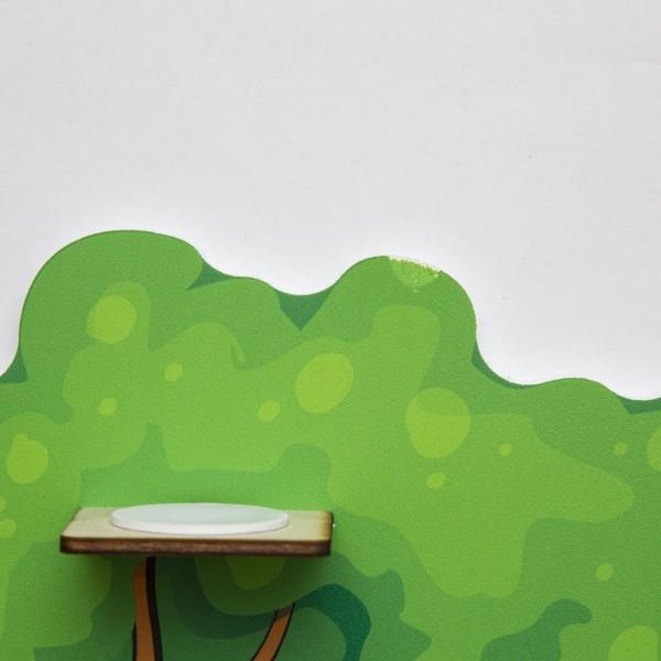 """Magnetisches Tonieregal """"Märchenbaum"""" XL ideal geeignet für Tonies® Figuren und Toniebox® / Musikbox"""