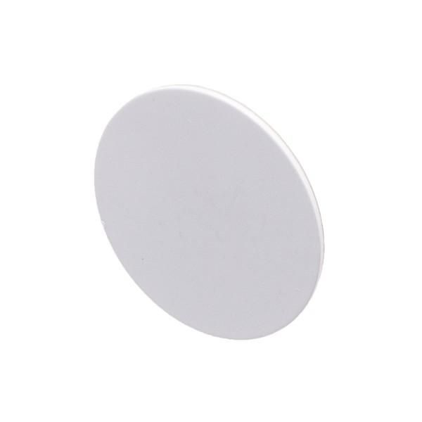 magnetische Halterung Ø 40 mm, weiß, selbstklebend - perfekt geeignet für Tonies® und Sammelfiguren